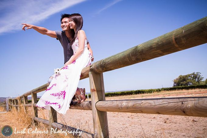 Perth Pre Wedding Photography for Chongyou & Kai Ling by Lush Colours Photography - 006
