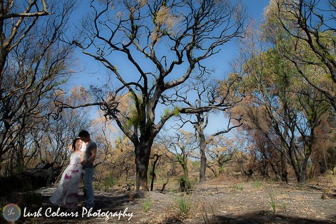 Perth Pre Wedding Photography for Chongyou & Kai Ling by Lush Colours Photography - 008