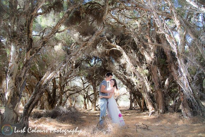 Perth Pre Wedding Photography for Chongyou & Kai Ling by Lush Colours Photography - 009