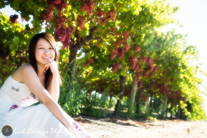 Perth Pre Wedding Photography for Chongyou & Kai Ling by Lush Colours Photography - 010