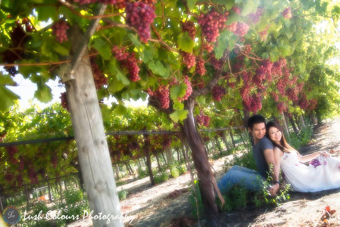 Perth Pre Wedding Photography for Chongyou & Kai Ling by Lush Colours Photography - 011