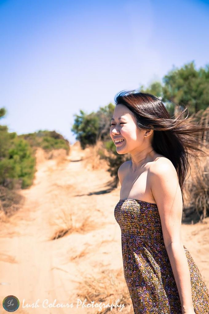 Perth Pre Wedding Photography for Chongyou & Kai Ling by Lush Colours Photography - 013