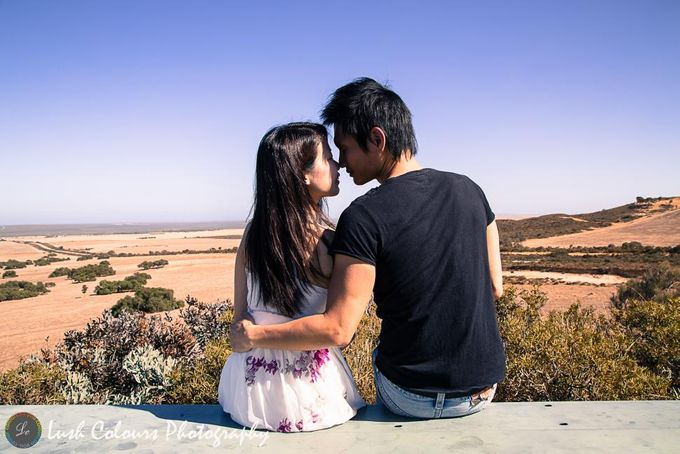 Perth Pre Wedding Photography for Chongyou & Kai Ling by Lush Colours Photography - 022