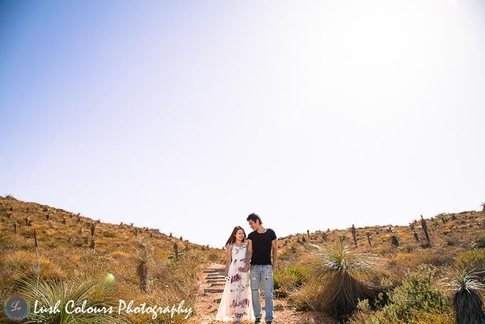 Perth Pre Wedding Photography for Chongyou & Kai Ling by Lush Colours Photography - 024