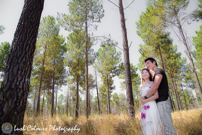 Perth Pre Wedding Photography for Chongyou & Kai Ling by Lush Colours Photography - 025