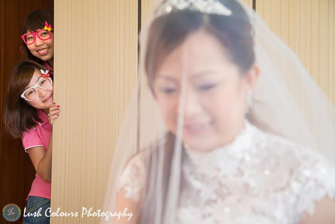 Actual Day Wedding of Jeremy and Weiling by Lush Colours Photography - 008