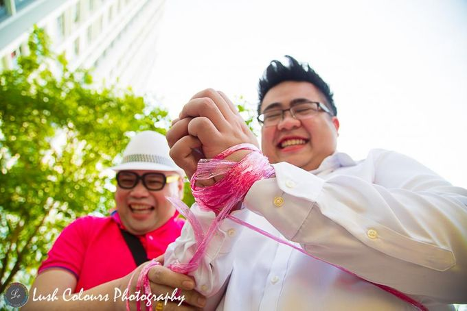 Actual Day Wedding of Jeremy and Weiling by Lush Colours Photography - 013