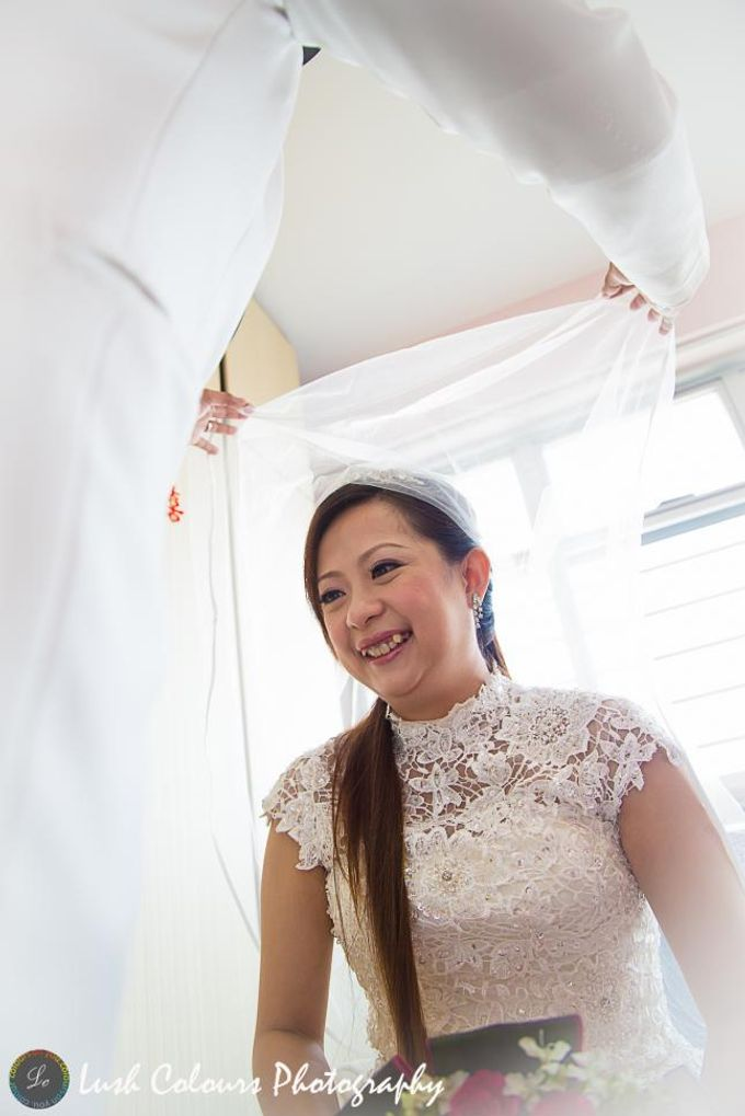 Actual Day Wedding of Jeremy and Weiling by Lush Colours Photography - 018