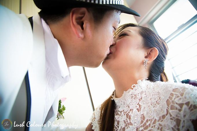Actual Day Wedding of Jeremy and Weiling by Lush Colours Photography - 020
