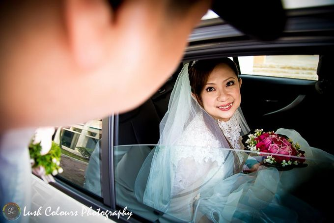 Actual Day Wedding of Jeremy and Weiling by Lush Colours Photography - 021