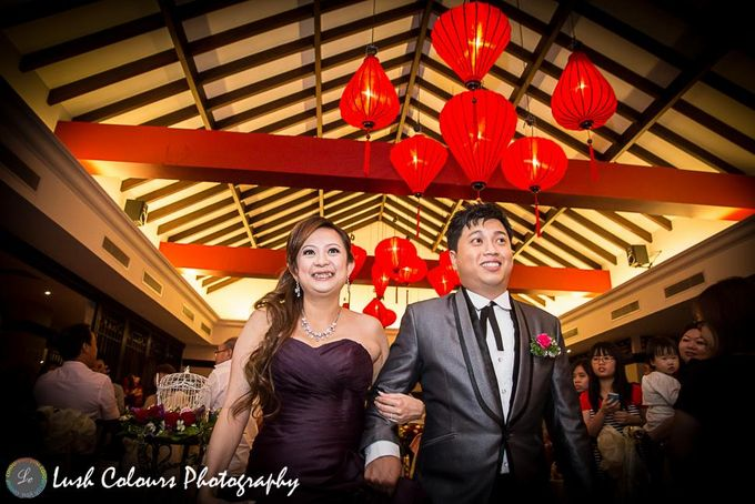 Actual Day Wedding of Jeremy and Weiling by Lush Colours Photography - 025