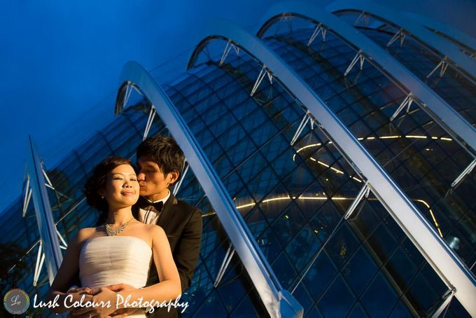Singapore Pre Wedding Photography for Chongyou & Kai Ling by Lush Colours Photography - 023