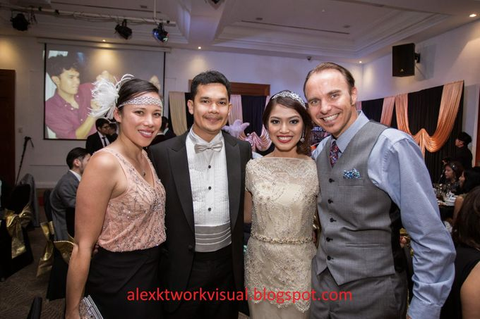 Iskander & Nadia Wedding Reception by WorkzVisual Video Production - 011