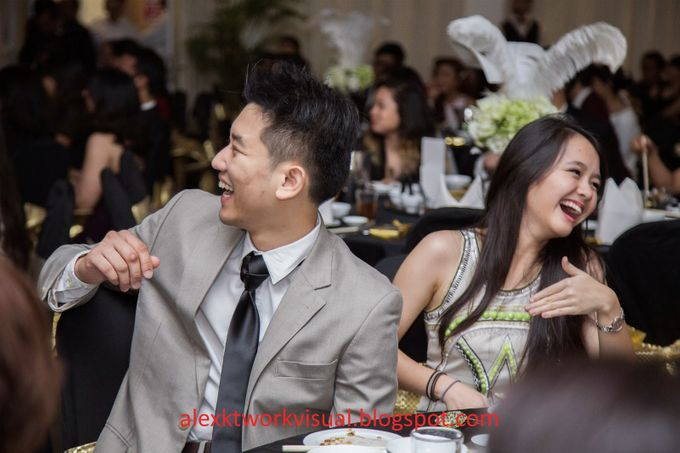 Iskander & Nadia Wedding Reception by WorkzVisual Video Production - 019