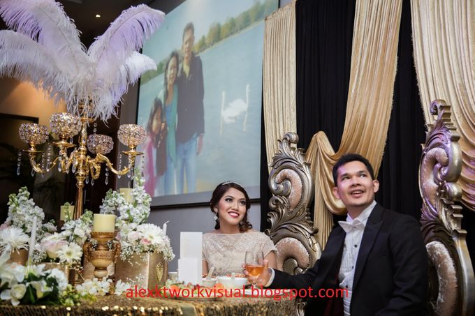 Iskander & Nadia Wedding Reception by WorkzVisual Video Production - 021