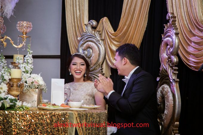 Iskander & Nadia Wedding Reception by WorkzVisual Video Production - 022