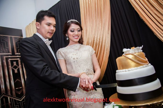 Iskander & Nadia Wedding Reception by WorkzVisual Video Production - 023