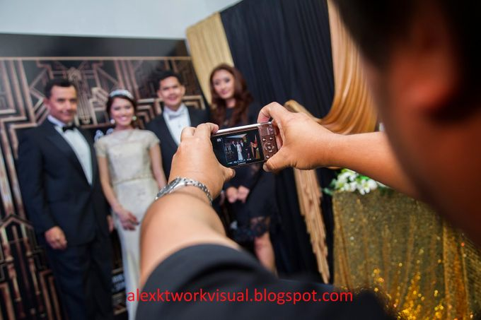 Iskander & Nadia Wedding Reception by WorkzVisual Video Production - 028
