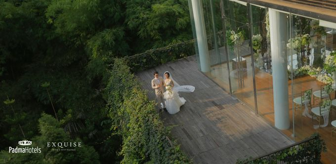 Exquise Gowns for Padma Bandung Wedding Video Project by Exquise Gowns - 002
