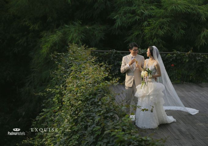 Exquise Gowns for Padma Bandung Wedding Video Project by Exquise Gowns - 006