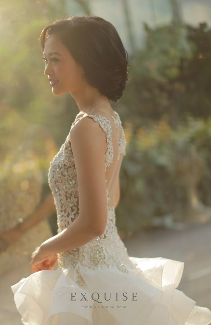Exquise Gowns for Padma Bandung Wedding Video Project by Exquise Gowns - 003