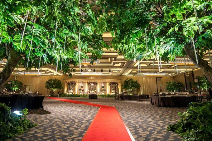 Sheraton Grand Gandaria City Grand Ballroom by Sheraton Grand Jakarta Gandaria City Hotel - 007