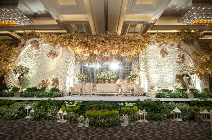 Sheraton Grand Gandaria City Grand Ballroom by Sheraton Grand Jakarta Gandaria City Hotel - 008