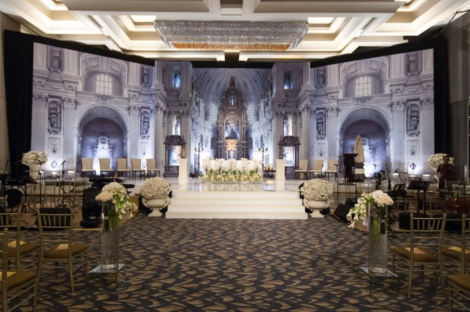 Sheraton Grand Gandaria City Grand Ballroom by Sheraton Grand Jakarta Gandaria City Hotel - 013