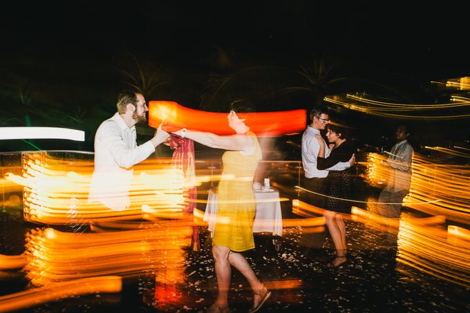 Beach Wedding and Dance the Night Away Under the Stars by W Bali - Seminyak - 002