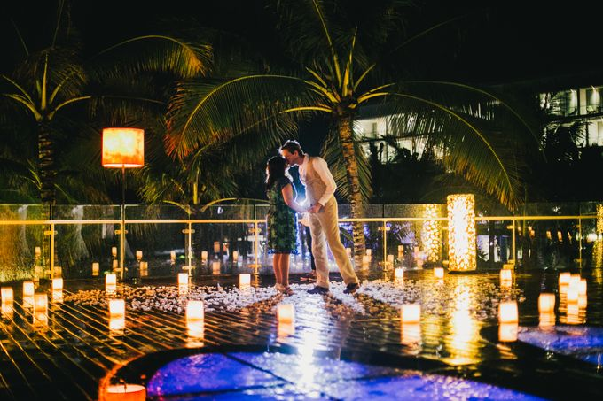 Beach Wedding and Dance the Night Away Under the Stars by W Bali - Seminyak - 001