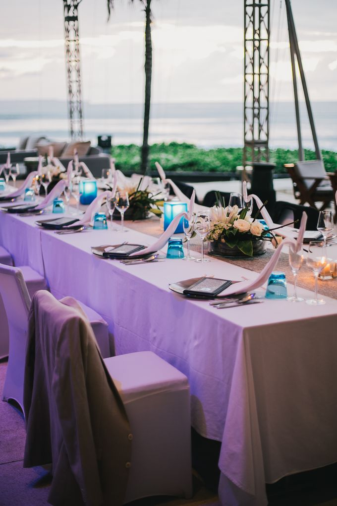 Beach Wedding and Dance the Night Away Under the Stars by W Bali - Seminyak - 007