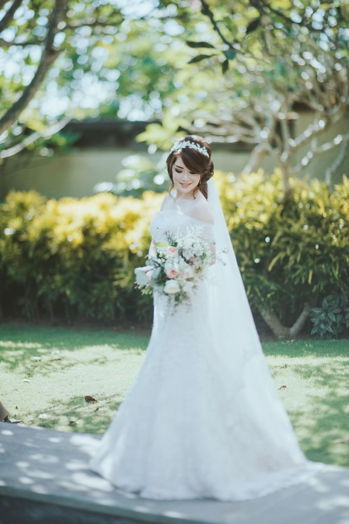 The Wedding by VA Make Up Artist - 031