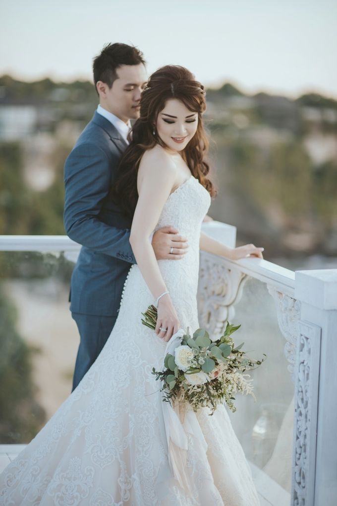 The Wedding by VA Make Up Artist - 032