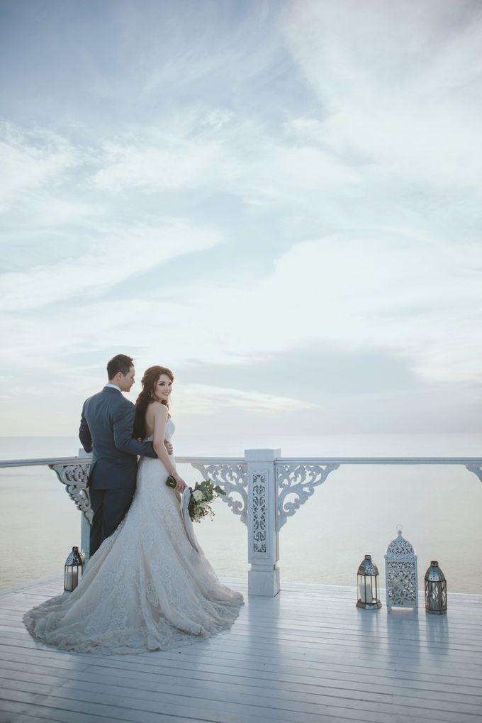 The Wedding by VA Make Up Artist - 033