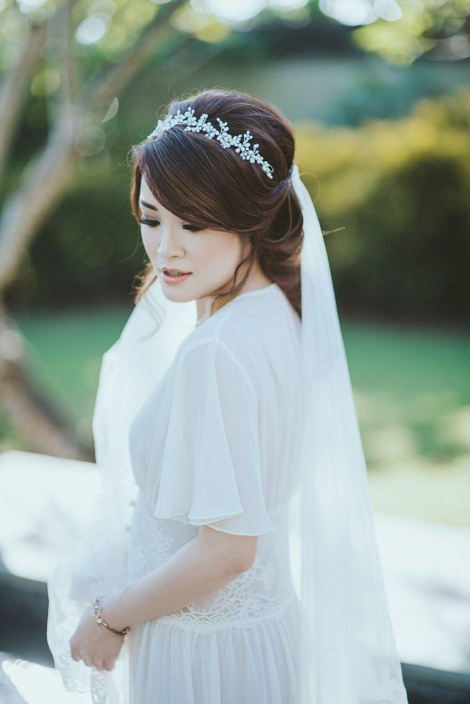 The Wedding by VA Make Up Artist - 030