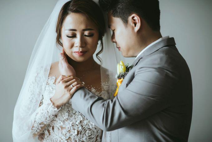 The Wedding by VA Make Up Artist - 035