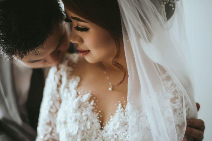 The Wedding by VA Make Up Artist - 036