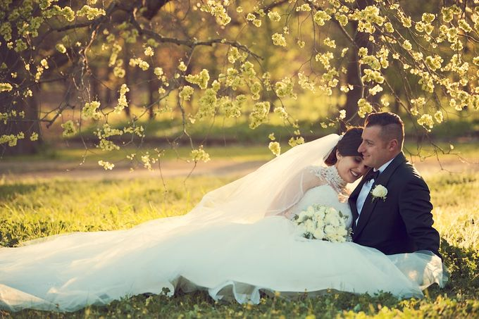 Michelle & Daniel by Fusion Photography - 001