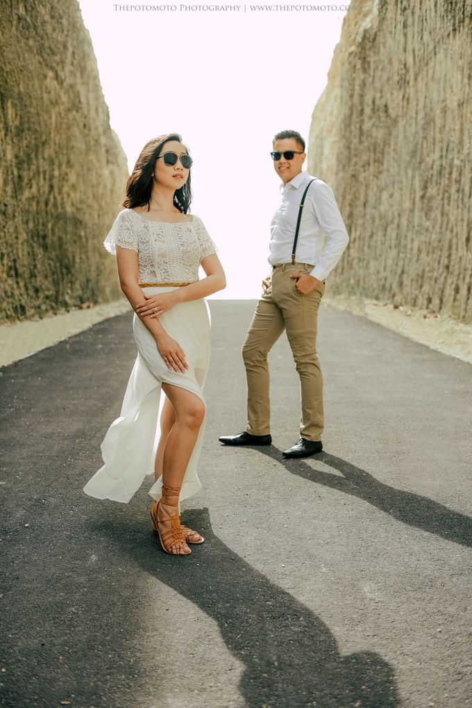 Tasya & Mario Prewedding Session by Thepotomoto Photography - 014