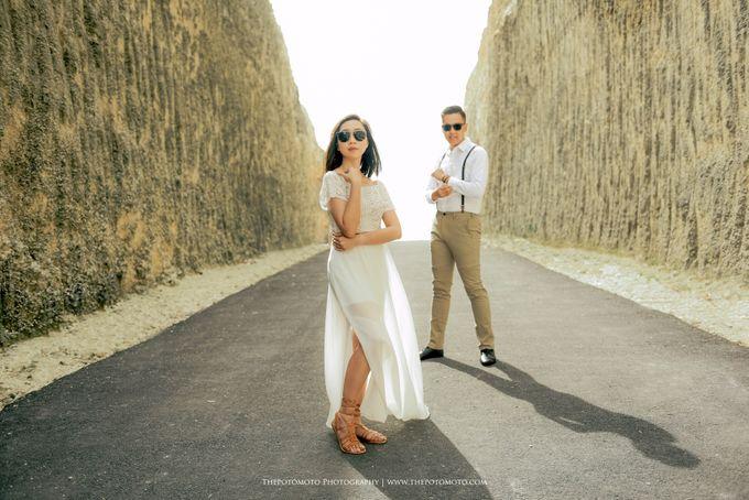 Tasya & Mario Prewedding Session by Thepotomoto Photography - 012