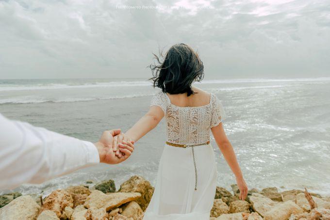 Tasya & Mario Prewedding Session by Thepotomoto Photography - 011