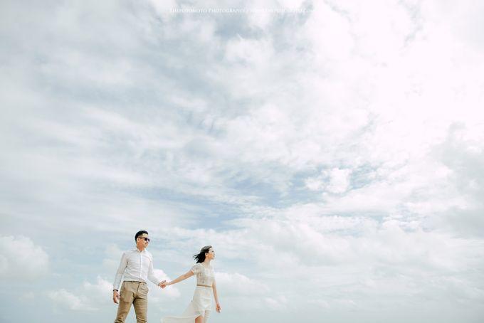 Tasya & Mario Prewedding Session by Thepotomoto Photography - 010