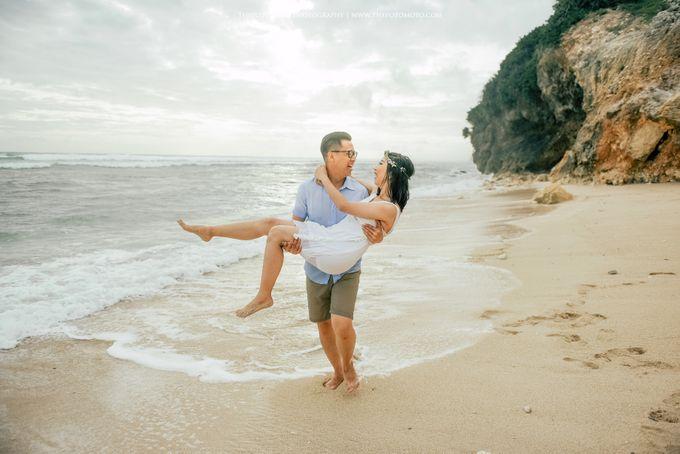 Tasya & Mario Prewedding Session by Thepotomoto Photography - 003