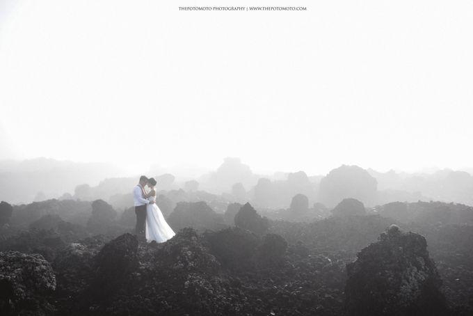 Dea & Rizky Prewedding Session by Thepotomoto Photography - 015