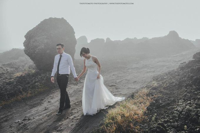 Dea & Rizky Prewedding Session by Thepotomoto Photography - 013