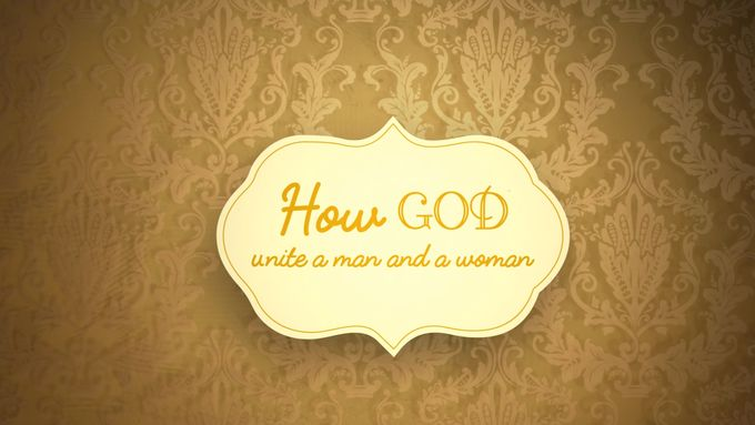 How God Unite a Man and a Woman by Pink Monkey Works Animation - 003