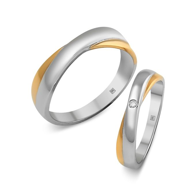 MT Wedding Bands by Michael Trio - 003