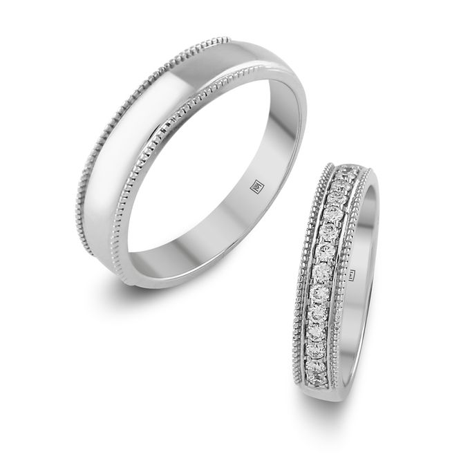 MT Wedding Bands by Michael Trio - 004
