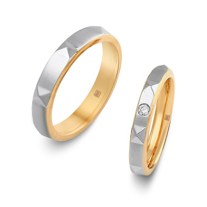 MT Wedding Bands by Michael Trio - 006