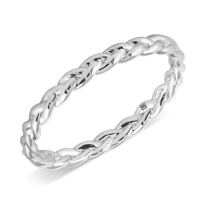 Mt Stackable Rings by Michael Trio - 008